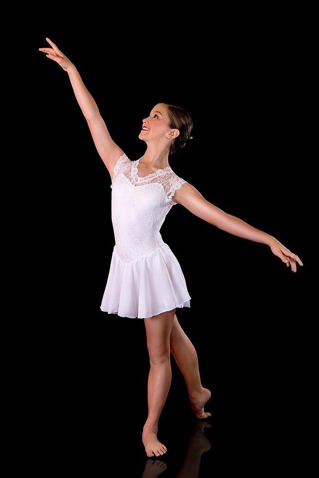 Slow Modern Dress - Miracle Dance Costume - Lyrical Dress | Dance Costumes | Pinterest | Dance ...