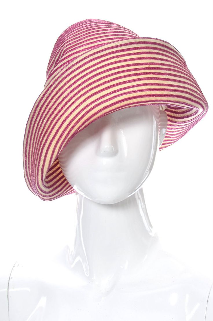 1960s Otto Lucas Vintage Hat Bond Street London