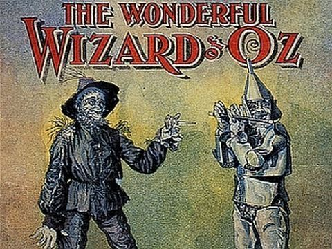 Wonderful Wizard of Oz (1910) FULL MOVIE -  the earliest surviving film version of L. Frank Baum's 1900 novel, made by the Selig Polyscope Company -  13:30 minutes in length