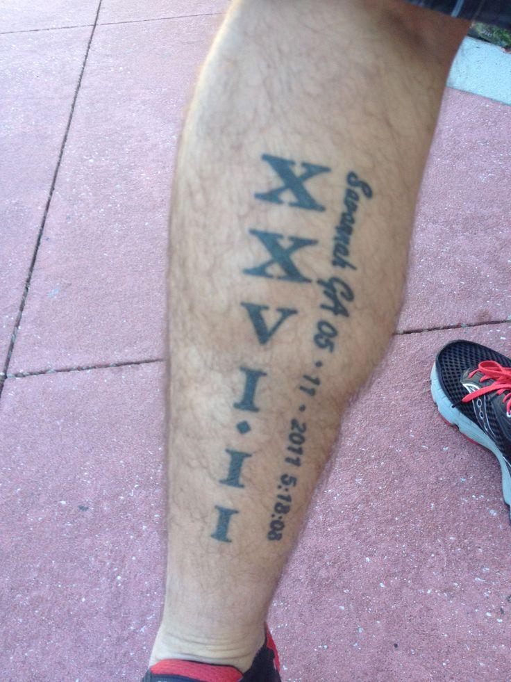 9 best marathon tattoos images on pinterest marathon tattoo running tattoos and tatoos. Black Bedroom Furniture Sets. Home Design Ideas