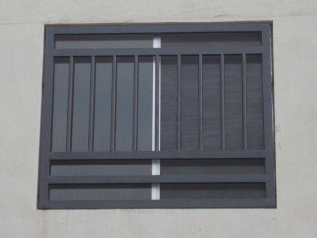 Imagen de rejas modernas para ventanas para casas