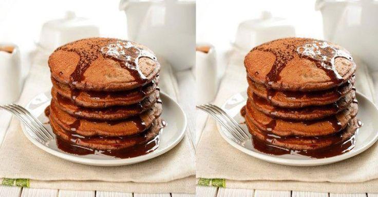 Milo Pancake!
