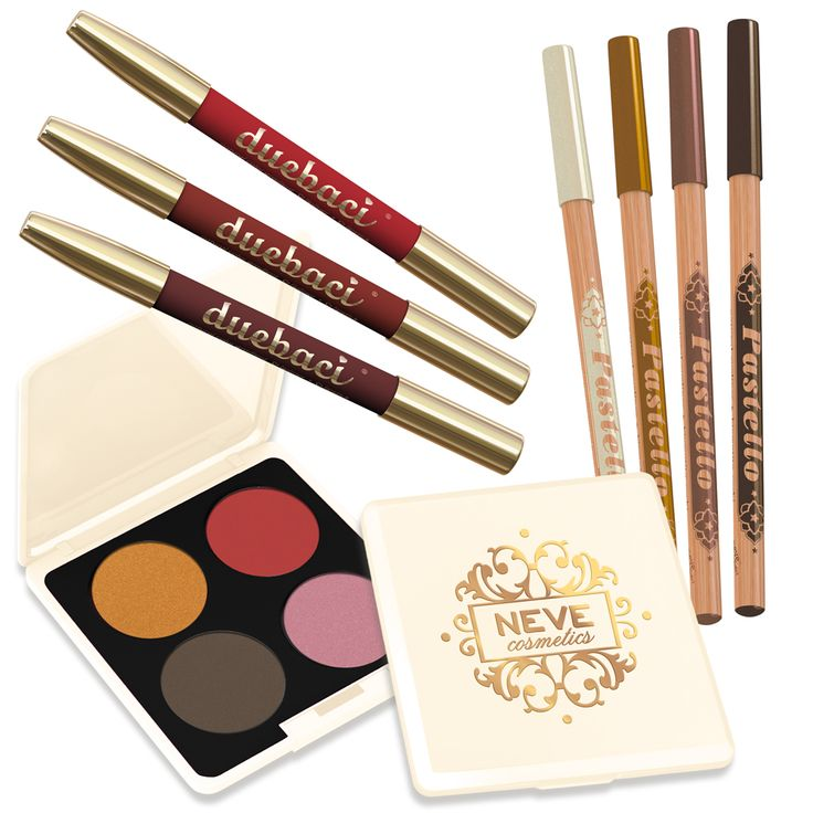 Sweety Reviews: [CS] Mistero Barocco, la nuova collezione Neve Cosmetics