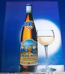 Blue Nun Wine | Remember Blue Nun? Uh, that's a wine from like the 60's. Well, she's ...