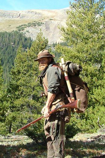 Rocky Mountain Man