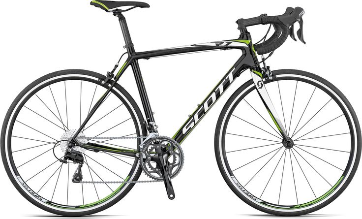 Scott Unisex Cr1 20 Compact 105 Bike