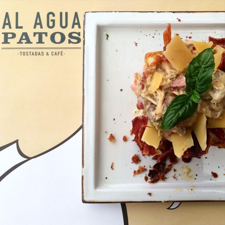 Must-go restaurants in Bogota: Al Agua Patos – Club Paraiso