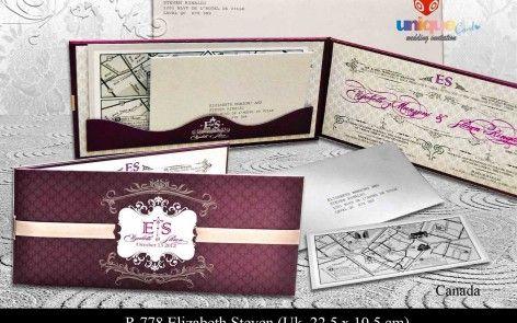 Undangan Pernikahan – Hardcover R778