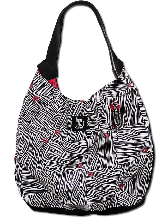 Bolso Shopping CHARLOTTE - Zebracat