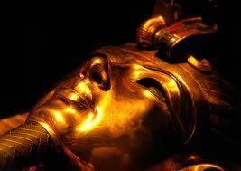 Ataud de oro macizo de TUT-ANK-AMON
