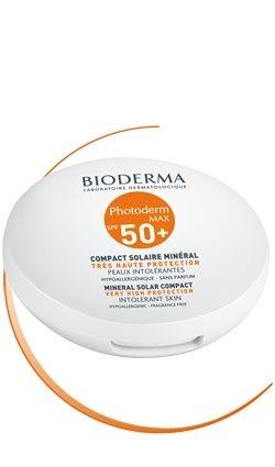 Bioderma Photoderm Max Mineral Compact Light Spf 50+