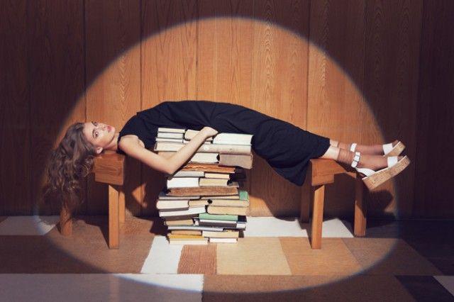 Fetish books. – Fubiz™ / photo by Paweł Fabjański