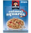 Quaker Oatmeal Squares - Brown Sugar
