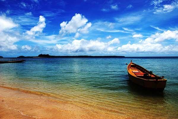 Andaman and Nicobar Islands :)