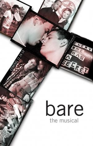 Bare the Musical. I must see this in NYC very very soon or I will bust!!