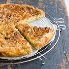 Een heerlijk recept: Hartige taart met venkel en oude kaas