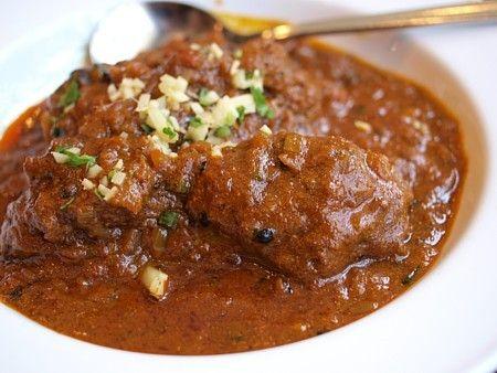 Afghan Dish: Chiken Karahi (チキンカラヒ)