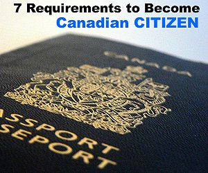 Want to apply for Canada citizenship. Check out if you are eligible.