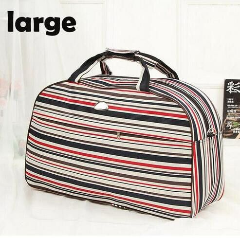 Anawishare Women Travel Bags Men Luggage Duffle Nylon Waterproof Daily Handbag Bag Shoulder