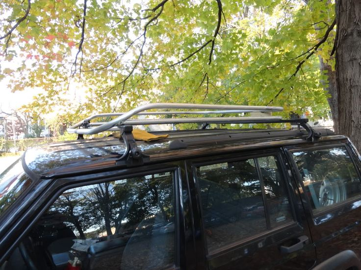Build Your Own Subaru >> Build your own Roof Rack for $70 - JeepForum.com | Ideas | Pinterest | Roof rack and Build your own
