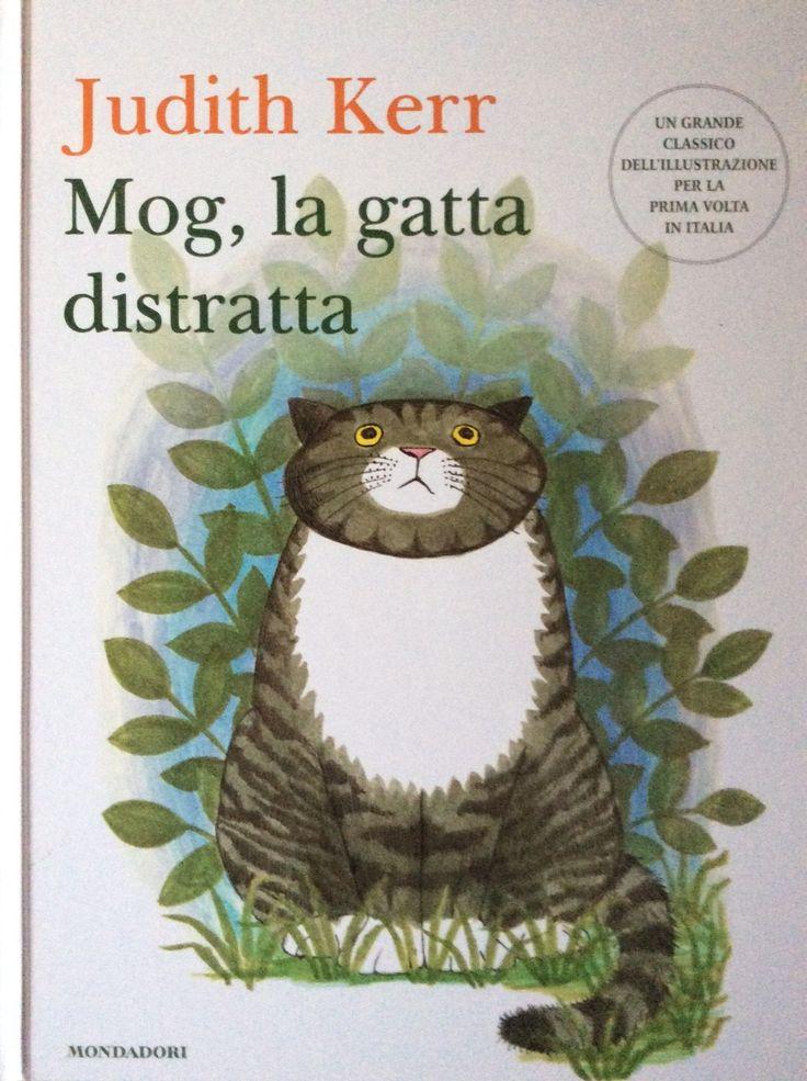 Nell'Ottobre 2016 Mondadori pubblica due albi del 1970 inediti in Italia, scritti e illustrati da Judith Kerr, ...