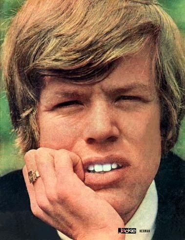 peter noone - had a BIG crush on him in the 60's