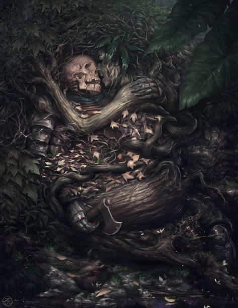 The eternal embrace of nature by Ryan Lee