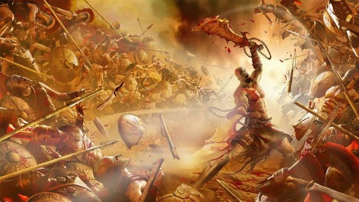 15 God Of War HD Wallpapers.