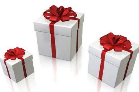 Regali di Natale da … 10, 30 e 50 euro