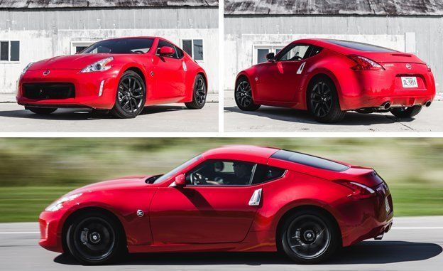 2016 Nissan 370Z Coupe Test- Car and Driver