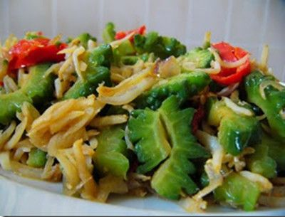 Resep Oseng Pare Teri dengan mudah.Cara membuat oseng pare teri yang tidak pahit dan enak.Tips membuat masakan resep oseng pare teri yang mudah dan enak.