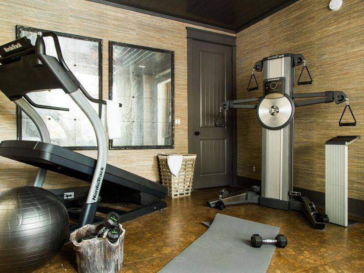 Etonnant Dream Home 2017: Home Gym Pictures
