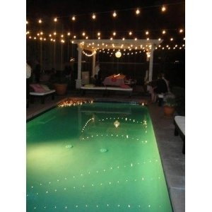 20 best images about Pool Party Lights on Pinterest Paper lanterns, Patio and String lights