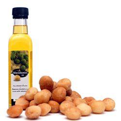 Bestel Macadamia Olie 250 ml bij Dieetwebshop.nl