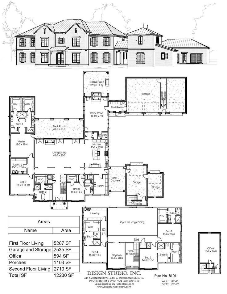 Plan #8101 | Design Studio