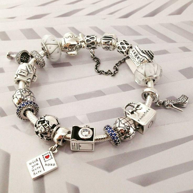 1204 best Pandora Bracelet Inspiration images on Pinterest