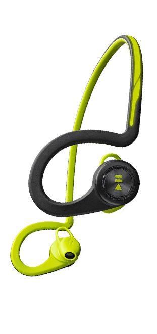 Ecouteurs stéréo Bluetooth Sport Noir-vert