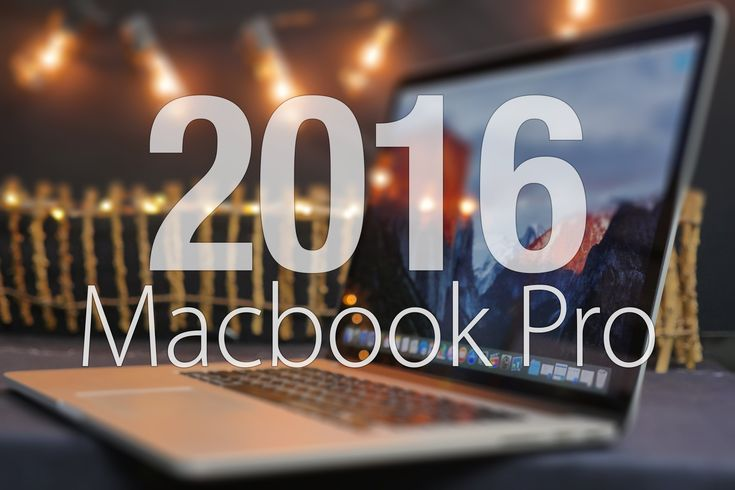 2016 Macbook Pro - Top 20 Features Wishlist!  #* #2016 #2016MacbookPro #2016MacbookProPredictions #2016MacbookProWhatToExpect #2016MacbookProWishlist #EverythingApplePro #Features #iPad #iPhone #MacBookPro #video #Wishlist The 2016 Macbook Pro Needs an Overhaul. Here Are The Top 20 Macbook Pro Features We Want in 2016! Wishlist as voted by you! ...