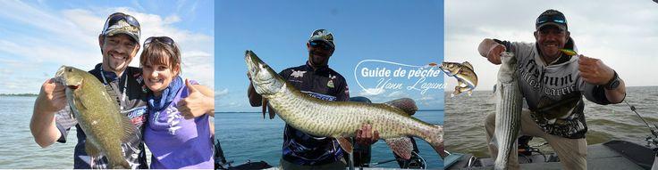 Guide de pêche Yann Laguna