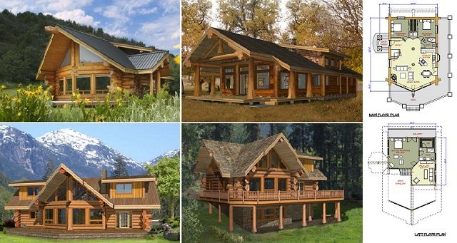 Idaho Log Cabin Kits