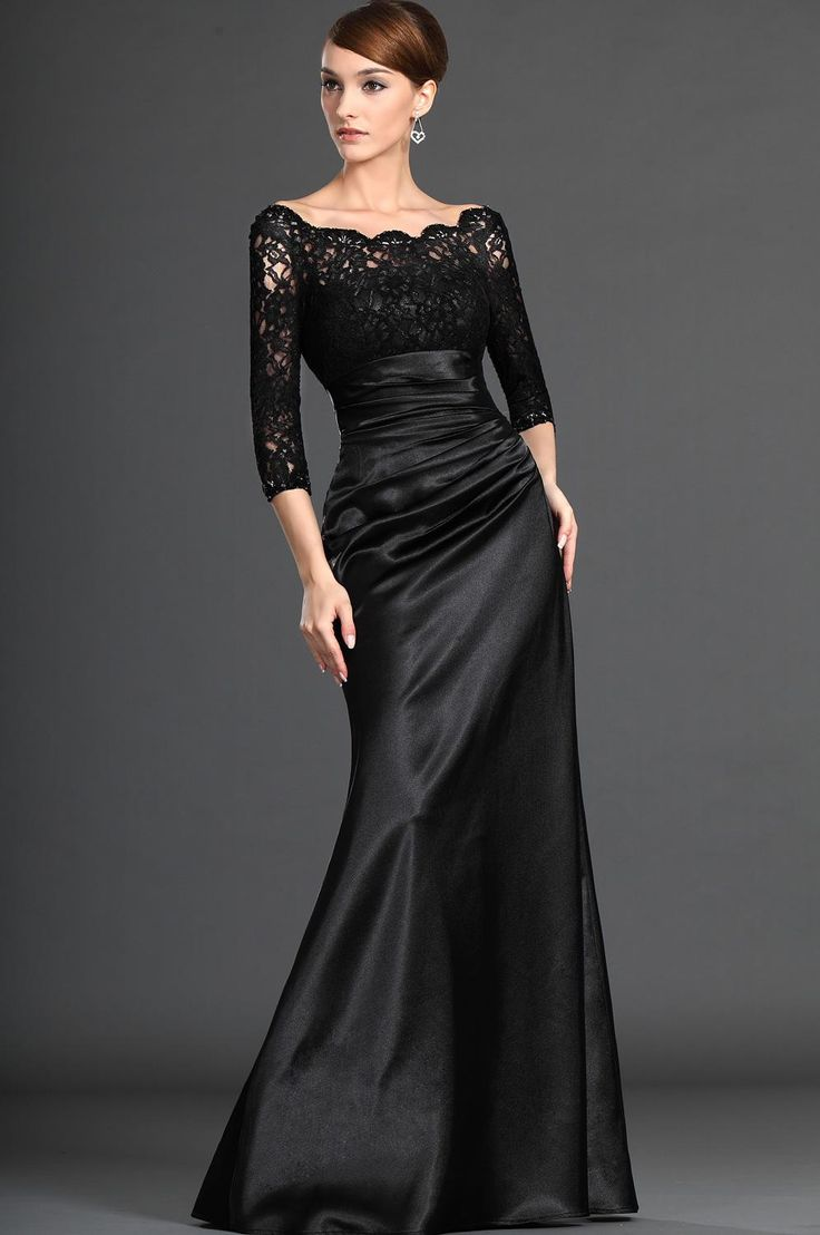 Vestidos de novia 014 eternal black