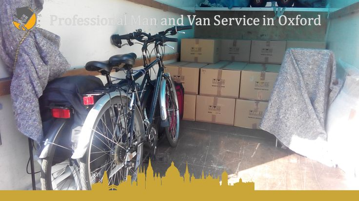 Professional Man and Van Service in Oxford