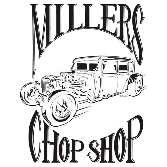 46 best millers chop shop images on pinterest
