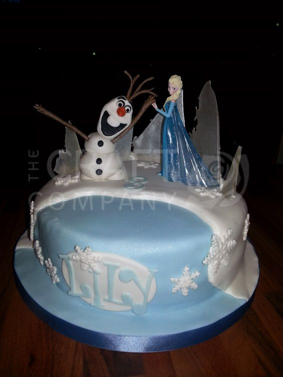 Disney Frozen Cake - For all your cake decorating supplies ...