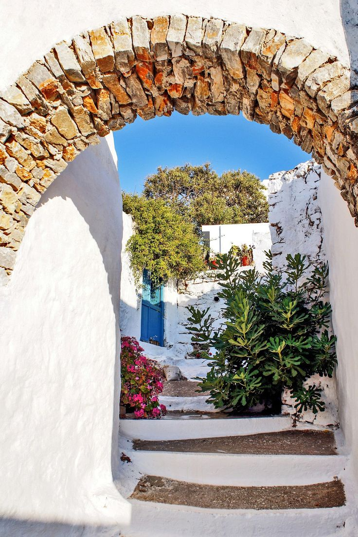 Amorgos, Greece More