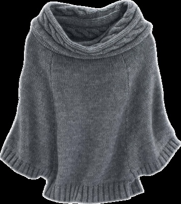Mock Cable cowl