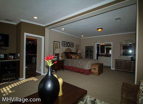Huge Bedroom In The Van Dam By Energy Homes