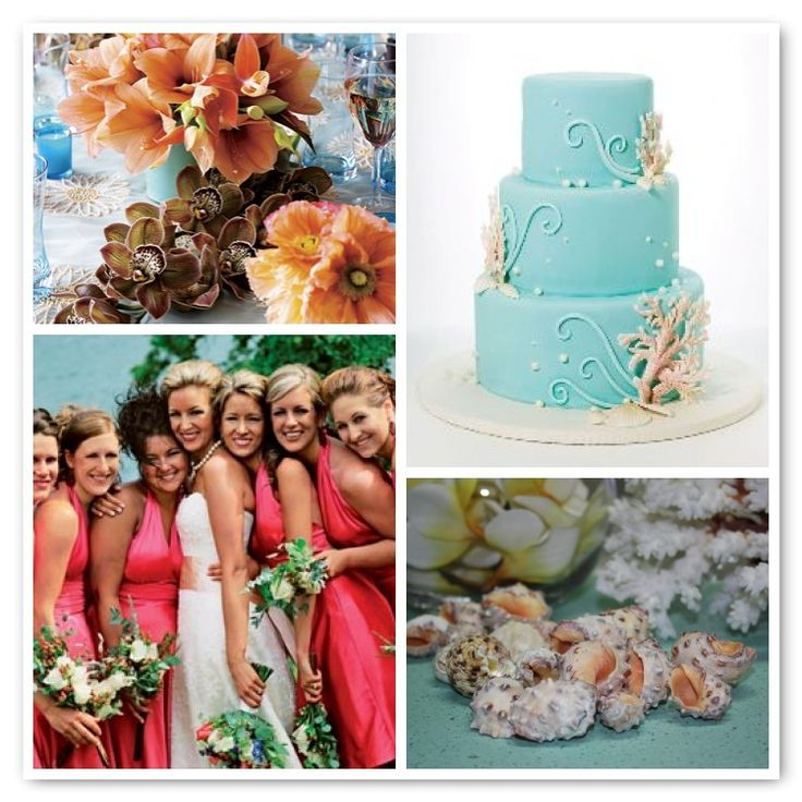 25+ Best Ideas About Coral Teal Weddings On Pinterest