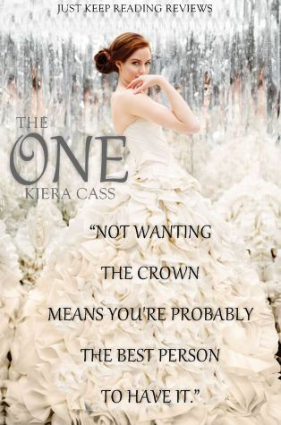 The One by Kiera Cass.......since Kile doesn't want to marry Eadlyn maybe this is gonna tie in that?