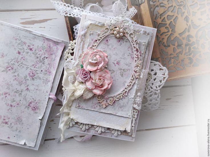 Скрап открытки розовые